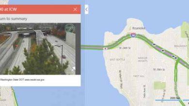 Photo de Bing Maps : les images en temps réel de 35 000 caméras pour connaitre l'état du trafic