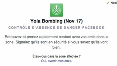 Facebook a pour la première fois activé son Safety Check au Nigeria