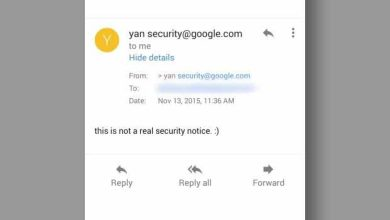 Gmail Android bug