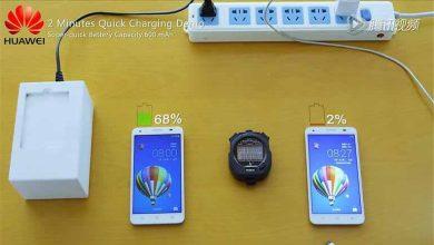 Huawei : bientôt des batteries qui se chargent en cinq minutes ?