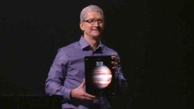 Photo of L'iPad Pro devrait remplacer beaucoup d'ordinateurs portables… selon Tim Cook