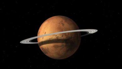 Photo of Comme Saturne, Mars pourrait un jour avoir un anneau