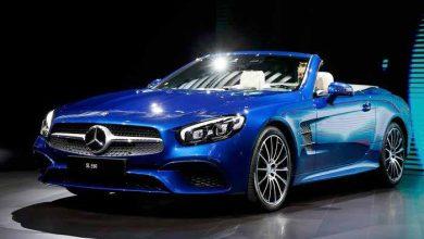 Photo de Mercedes-Benz dévoile la nouvelle génération de son roadster SL