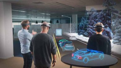 Photo de Le constructeur automobile Volvo adopte le casque de réalité virtuelle HoloLens