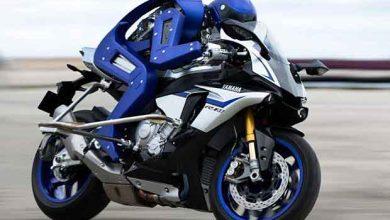 Motorobot Yamahas Motorbike Robot