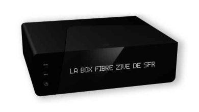 Zive, la nouvelle box et offre SVOD de SFR