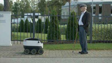 Photo de Starship : les fondateurs de Skype créent un robot pour livrer les courses