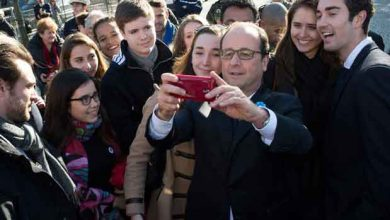 Photo of Snapchat : François Hollande ouvre un compte !