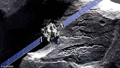 Photo de Tchouri : Rosetta se posera plus en douceur que Philae