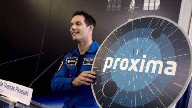Photo de Proxima sera le nom de la prochaine mission française à bord de l'ISS
