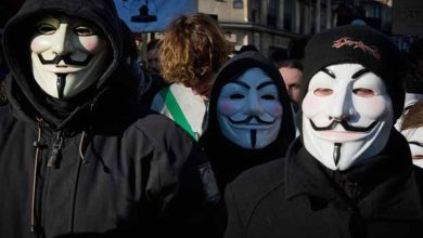 Photo of Anonymous : condamnés pour avoir piraté des sites institutionnels