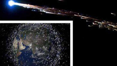 Photo de Vendredi 13 : un OVNI s'est désintégré au-dessus du Sri Lanka