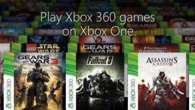 Photo de Une centaine de jeux Xbox 360 arrivent sur Xbox One