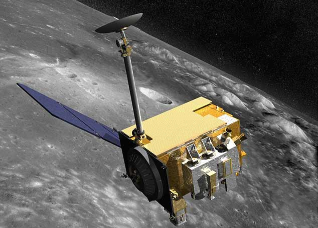 Le calendrier lunaire de la NSA utilise des images 4K prises par le satellite Lunar Reconnaissance Orbiter (LRO). Ce satellite est utilisé pour mesurer le relief de la Lune en détail.
