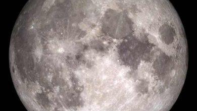 Une pleine Lune à Noël : c'est très rare