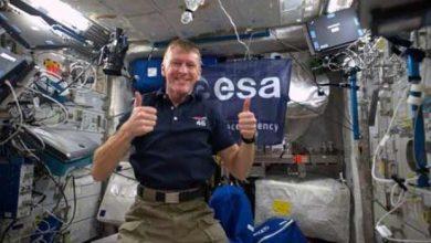 Photo de Est-ce bien la Terre ? L'astronaute Tim Peake a appelé un faux numéro !
