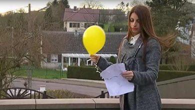 Photo of La magie de Noël existe : une liste accrochée à un ballon d'hélium sera exaucée