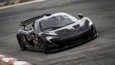 Photo de La dernière McLaren P1 est sortie des chaines de production