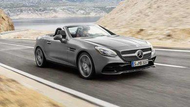 Le petit roadster SLK devient SLC : Mercedes continue sa mise à jour des noms