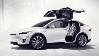 Photo de Le « Joyeux Noël » de Tesla : des Model X… endiablés !
