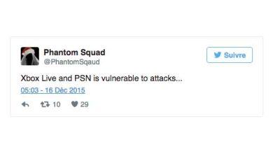 Photo de Phantom Squad : menace sur les réseaux Playstation Network et Xbox Live