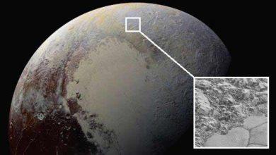 Photo de Pluton comme vous ne l'avez jamais vu : des images haute résolution de New Horizons