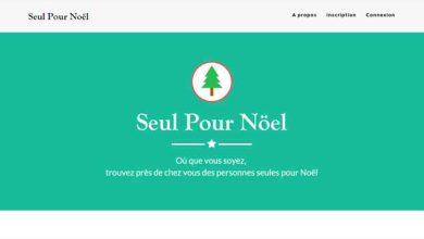 Photo de Noël : un site internet pour ne pas être seul pendant les fêtes de fin d'année