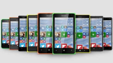 Photo de Microsoft ne tient pas parole : Windows 10 Mobile pas avant 2016