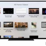 Apple TV device browse