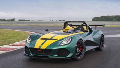 Photo de Route ou course, il faut choisir la Lotus 3-Eleven que l'on veut
