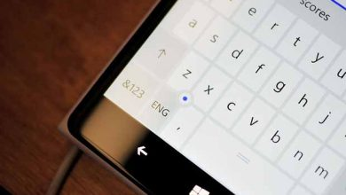 Photo of iOS aura aussi droit au clavier virtuel de Windows 10 Mobile