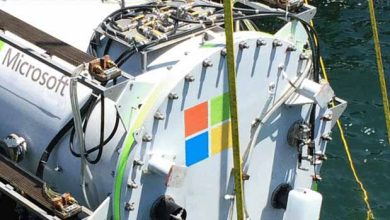 Photo of La fin des data center terrestre ? Microsoft les imagine sous l'eau !