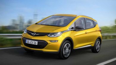 Photo of La Bolt traverse l'Atlantique pour devenir l'Opel Ampera-e