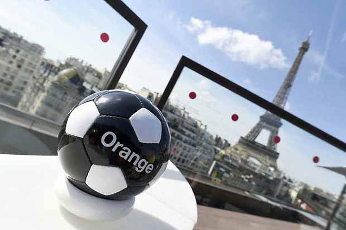 Orange : un dispositif de sponsoring accru