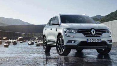 Photo de Koleos : nouvelle voiture de sport chez Renault