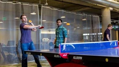 Photo de La bulle high-tech va mal selon les ventes de tables de ping-pong