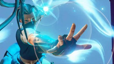 Photo de Street Fighter 5 : le retour d'Ibuki, l'écolière ninja