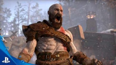Photo de E3 : 10 minutes du gameplay de God of War 4 qui en mettent plein les yeux