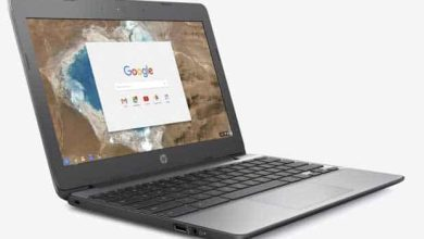 Photo de HP lance un Chromebook 11 G5 équipé d'un écran tactile