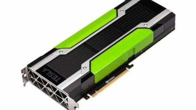 Dans sa version PCI-Express, le GPU P100 Tesla de Nvidia se consacre aussi au machine learning