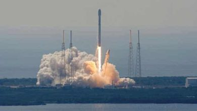 Photo of Pas de 5e atterrissage successif pour le lanceur de SpaceX