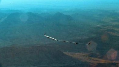 Photo of 96 minutes de vol pour le drone autonome solaire Aquila de Facebook
