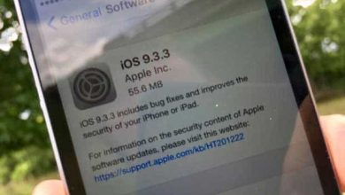 Photo de Installer iOS 9.3.3 pour protéger votre iPhone d'un virus