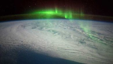 Photo of ISS : Jeff Williams partage un timelapse montrant une aurore boréale