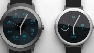 Photo of Un premier aperçu des deux Nexus Watch de Google