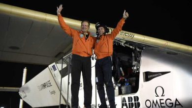 Photo de Après 42 000 km, Solar Impulse 2 boucle son tour du monde sans carburant