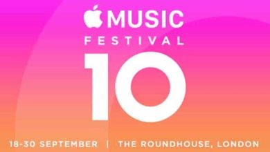 Photo de Les dates du prochain Apple Music Festival sont connues