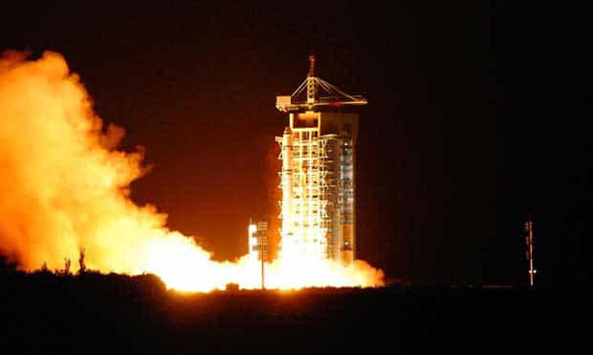Rendre inviolables les communications cryptées, c'est la mission du satellite quantique lancé par la Chine
