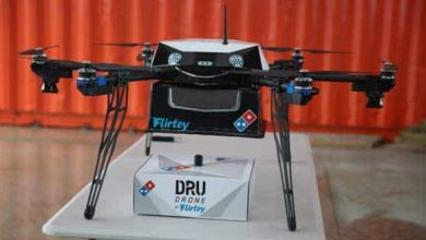 Photo of Domino's Pizza veut tester les livraisons par drone en France