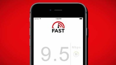 Photo de Fast Speed Test de Netflix arrive sur iOS et Android